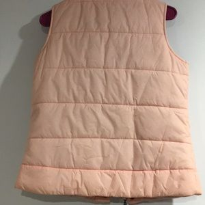 Burton Jackets & Coats - BURTON Limited Edition Puffer Vest Pink SZ Small